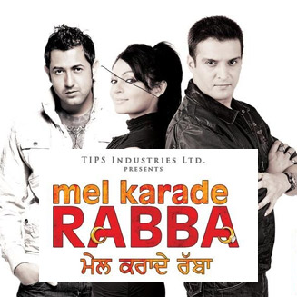 of punjabi movie mel karade rabba